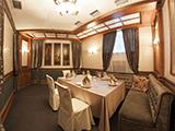 Царская Охота, ресторан