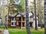 Сибирская жемчужина, база отдыха